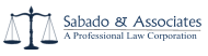 Sabado & Associates A Professional Law Corporation